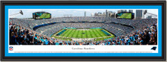 Carolina Panthers Bank of America Stadium Framed Print
