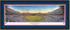 Longest Game in World Series History Framed Print Double Matting and Black Frame