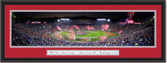 2019 Rose Bowl VICTORY CELEBRATION - Ohio State vs Washington - Framed Print