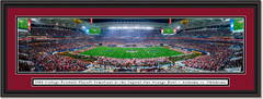 2018 ORANGE BOWL - Alabama vs Oklahoma - Framed Print