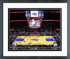 Amway Center Orlando Magic Framed Print
