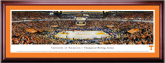 Tennessee Volunteers Basketball Thompson-Boling Arena Framed Print
