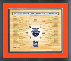 2019 NCAA Basketball Virginia Champion's Bracket