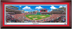 Washington Nationals Opening Day 2018 at Nationals Park Framed Print