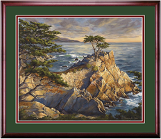 Stone's Edge, The Lone Cypress at Pebble Beach