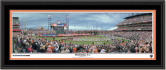 San Francisco Giants 2010 World Series Framed Print