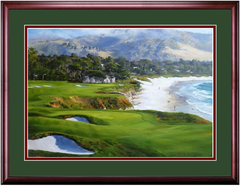 Pebble Beach - View From the 9th