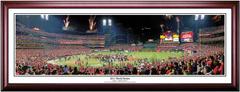 St. Louis Cardinals 2011 World Series Celebration Framed Print