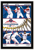 Boston Red Sox 2018 World Champions Framed Print