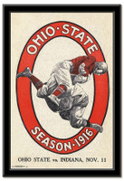 Ohio State University 1916 Framed Print
