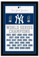 New York Yankees World Champions Framed Print