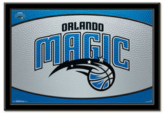 Orlando Magic Logo Framed Print