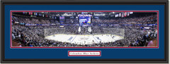 Columbus Blue Jackets Nationwide Arena 2019 Playoffs Framed Print
