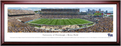 Pittsburgh Panthers Football at Heinz Field Framed Print
