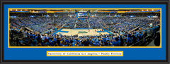 UCLA Bruins Basketball at Pauley Pavilion Framed Print