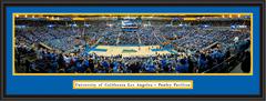 UCLA Bruins Basketball at Pauley Pavilion Framed Print