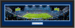 Tennessee Titans Nissan Stadium Framed Panoramic Picture