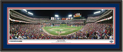 Texas Rangers 2010 World Series - Top of the Fifth - Framed Print Double Matting and Black Frame