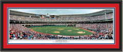 Philadelphia Phillies Last Pitch at the Vet Framed Print