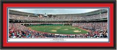 Philadelphia Phillies Last Pitch at the Vet Framed Print