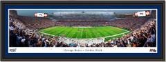 Chicago Bears -- Celebrating 100 Years -- Framed Print