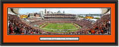 Cincinnati Bengals Paul Brown Stadium Framed Panoramic Print