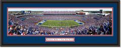 Buffalo Bills New Era Field  Framed Panoramic Print