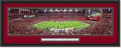 Arizona Cardinals State Farm Stadium Framed Panoramic Print