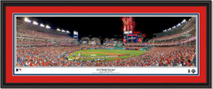 2019 World Series Game Three - Opening  Ceremony - Framed Panoramic