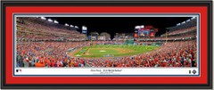 2019 World Series Game Three - First Pitch - Framed Panoramic