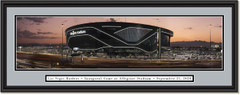 Las Vegas Raiders - Inaugural Game - Allegiant Stadium Framed Print