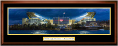 Pittsburgh Steelers - Heinz Field Framed Panoramic