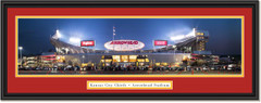 Kansas City Chiefs - Arrowhead Stadium Framed Panoramic