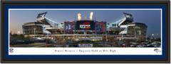 Denver Broncos - Empower Field At Mile High - Exterior Framed Print