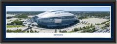Dallas Cowboys - AT&T Stadium - Exterior Framed Panoramic