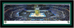 2021 NCAA Men's Basketball Champs - Baylor Bears - Framed Print