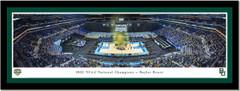 2021 NCAA Men's Basketball Champs - Baylor Bears - Framed Print