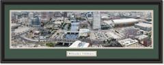 Milwaukee Bucks Championship Parade Framed Print