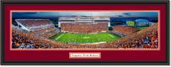 Virginia Tech Hokies Lane Stadium Framed Print