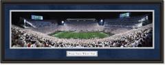 Penn State 2021 White Out Game Framed Print