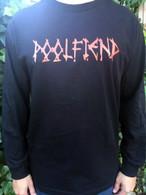 PoolFiend Punk Long Sleeve Red