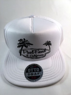 PoolFiend mesh hat by Otto, one size fits all.