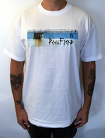 "PoolFiend Special Edition T-Shirt ""Death Box""- White"