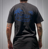 PoolFiend of California  Allstyle Black T-shirt