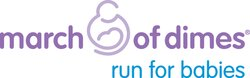 March of Dimes Run for Babies
