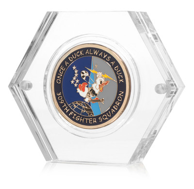 Challenge Coin Display