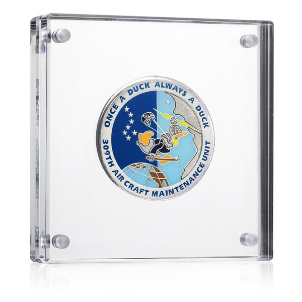 Challenge Coin Display for 1 3/4