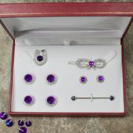 SALE! Limited Edition Set, Purple Heliotrope
