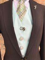 Vest/Suit Button Covers, set of 5