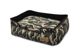 Camouflage Lounge Bed
